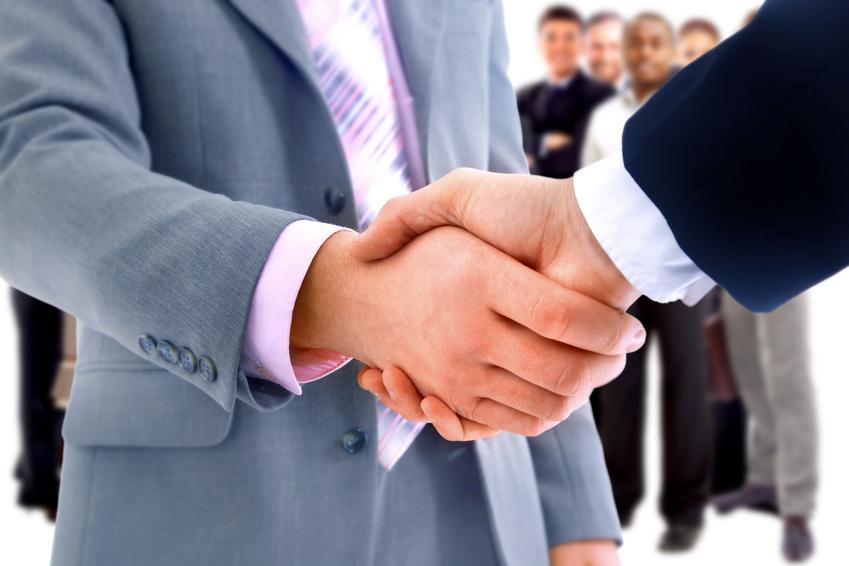 Shake-Hand