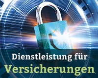 IT-Forensik Flyer für Versicherungen